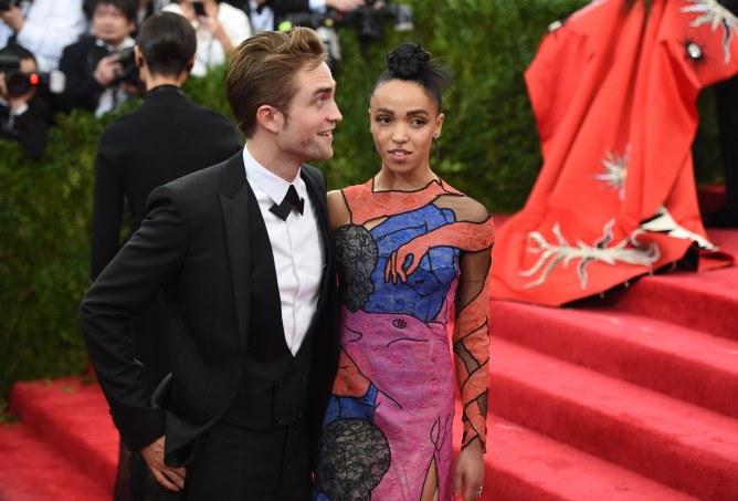 Robert Pattinson et FKA Twigs ont-ils rompu leurs fiançailles ?