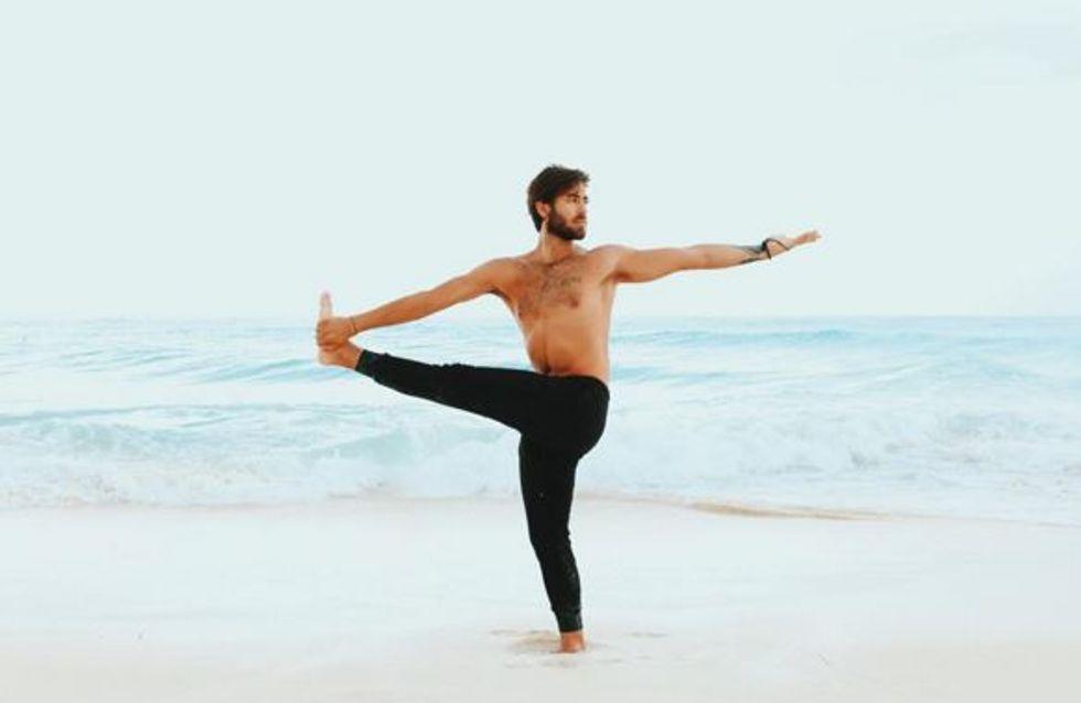 Patrick Beach, le professeur de yoga qui affole Instagram
