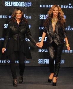 Beyoncé et sa mère, Tina Lawson