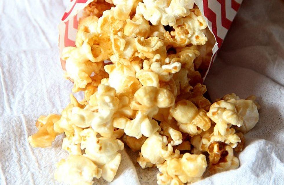 4 recetas de palomitas que harán que te olvides de la película