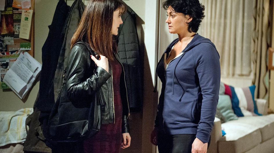 Coronation Street 1/2 - Carla's homecoming is far from plain sailing