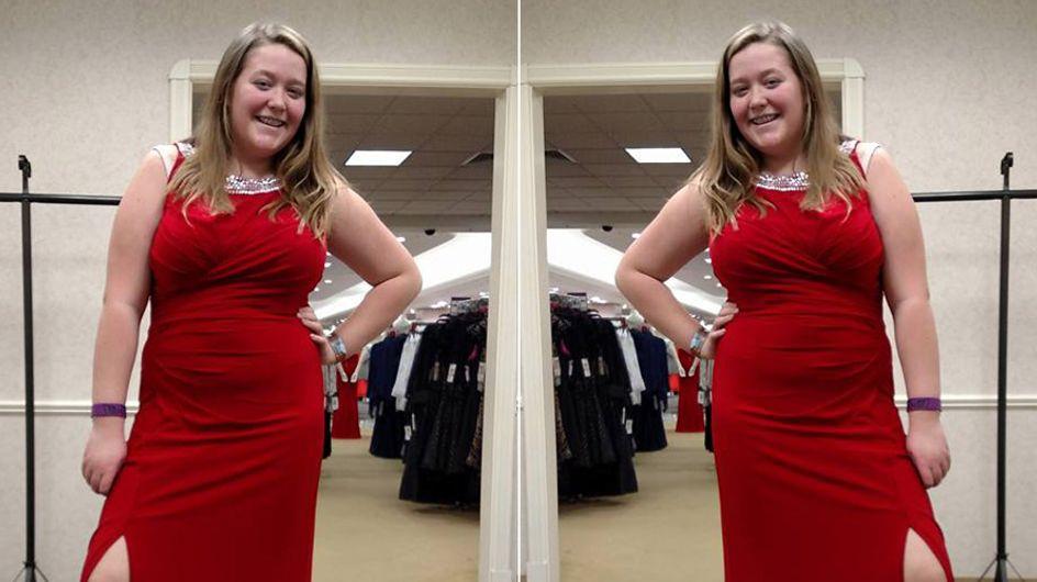 Eine Verkäuferin kritisiert die Figur dieses Mädchens - Seine Mutter hat die perfekte Antwort