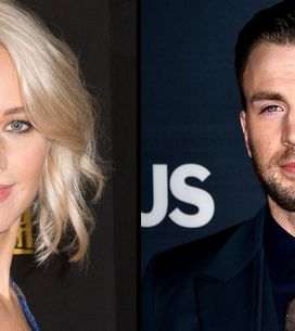 Jennifer Lawrence en couple avec Chris Evans ?