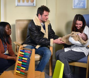 Eastenders 1/2 - Ronnie goes to see Sharon