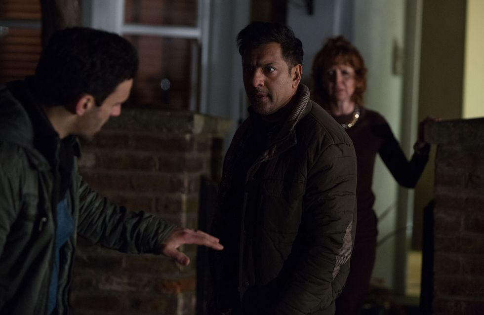 Eastenders 2/2 - Ronnie is stunned as Hannah blames her for her parents' deaths