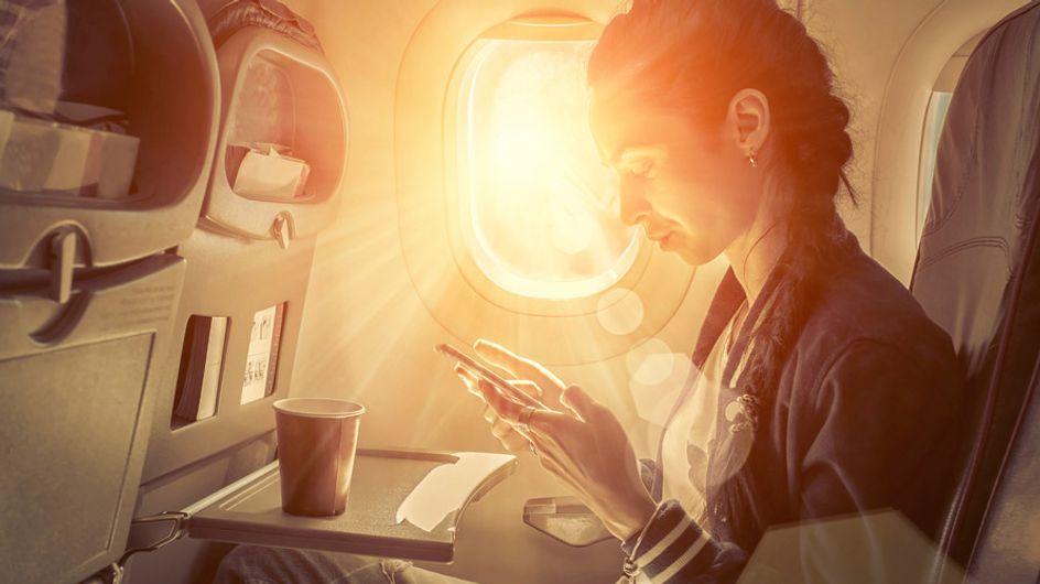 Wetten, du bist schuldig? 15 Momente, die andere Fluggäste in den Wahnsinn treiben!