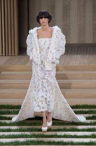 Abito da sposa Chanel primavera estate 2016