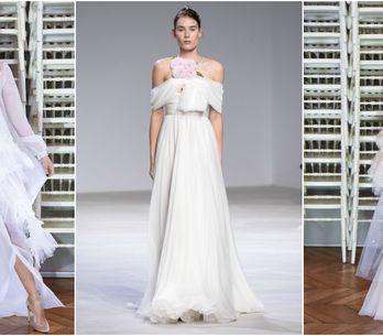 Spose di primavera. Scopri gli abiti più belli dell'alta moda e le tendenze più