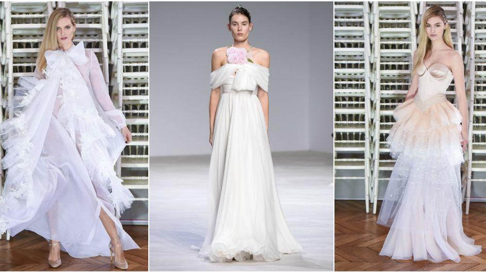Spose di primavera. Scopri gli abiti più belli dell'alta moda e le tendenze più amate