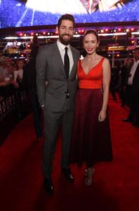 Emily Blunt et John Krasinski