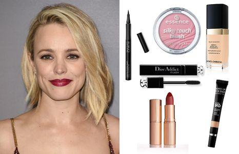 Copia el maquillaje de Rachel McAdams