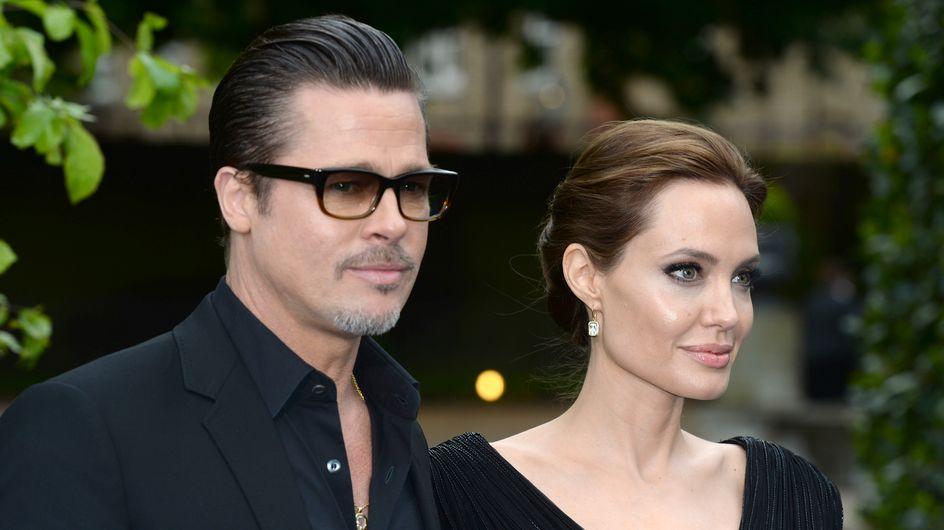 El fin de Brad Pitt y Angelina Jolie, la pareja de oro de Hollywood