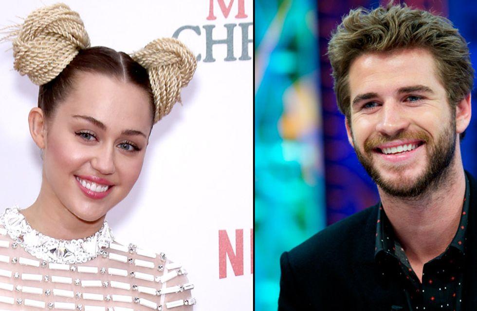 Après les fiançailles, Miley Cyrus et Liam Hemsworth passent un nouveau cap