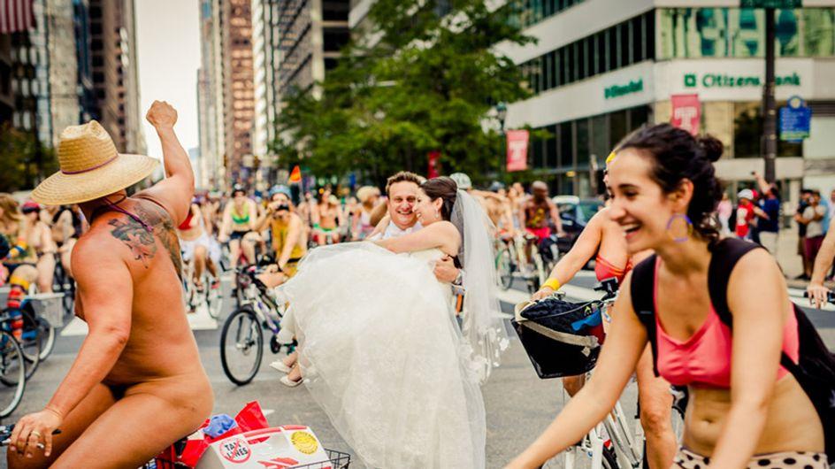 ¡Pillados durante una boda! Las fotos más divertidas que puedes imaginar