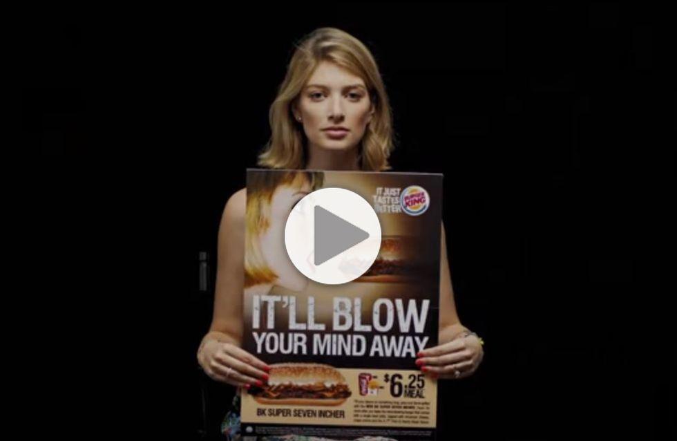 #WomenNotObject, la campagne qui dénonce le sexisme dans la pub (Vidéo)