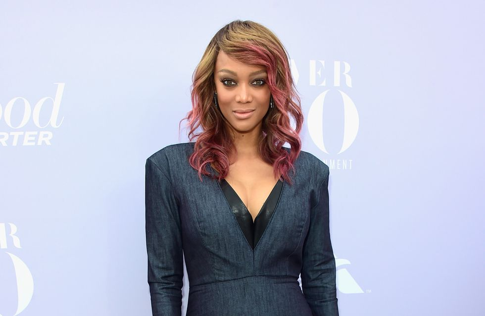 Tyra Banks est maman (Photo)