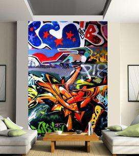 Grafiti indoor, el arte urbano se cuela en casa