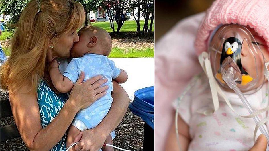 Frau adoptiert sterbende Waisen, um ihnen liebevolle letzte Tage zu schenken