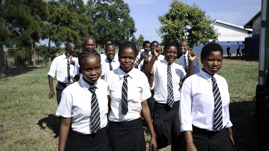 En Afrique du Sud, une bourse est attribuée aux étudiantes à condition qu'elles soient vierges
