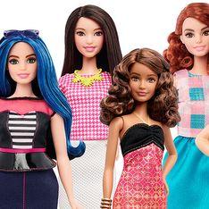 Barbie ganha novos tons de pele, cabelo e até curvas