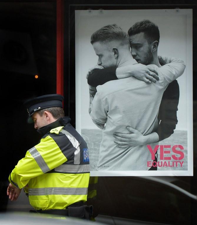 Campagne pour le mariage gay en Irlande