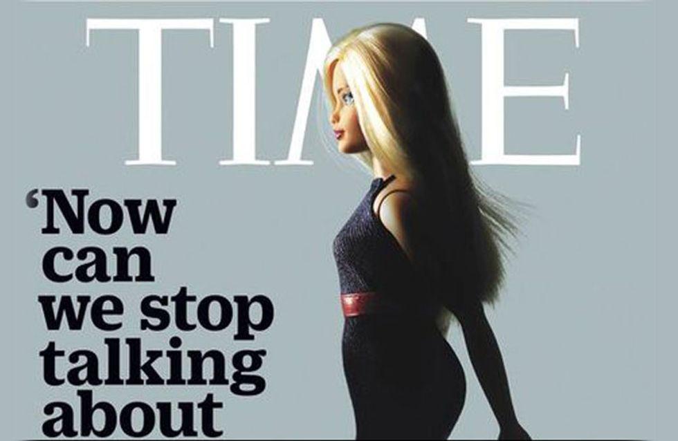 Barbie ahora es bajita y tiene curvas