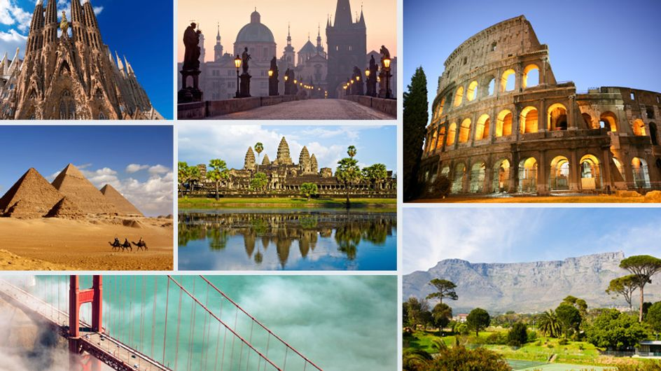 12 überlaufene Sightseeing-Spots, die du trotz Touri-Massen besuchen solltest