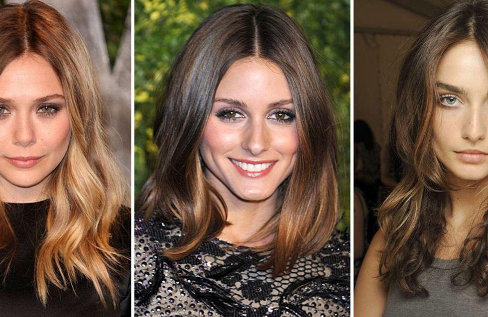 Hair contouring: ecco come cambiare viso con il colore dei capelli!
