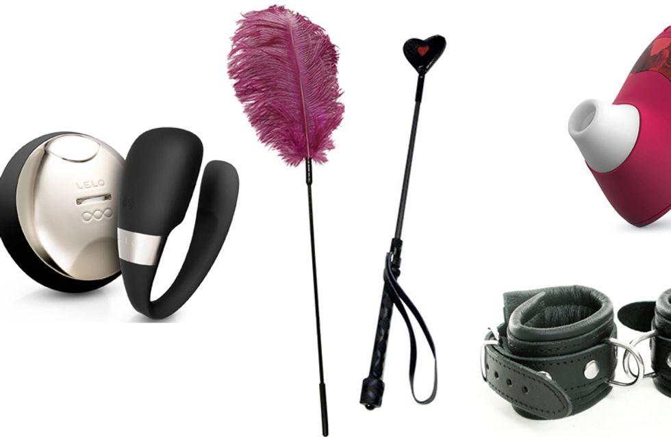 12 cadeaux coquins pour pimenter la Saint Valentin