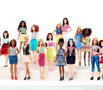 Ladies, Say Hello To Curvy Barbie