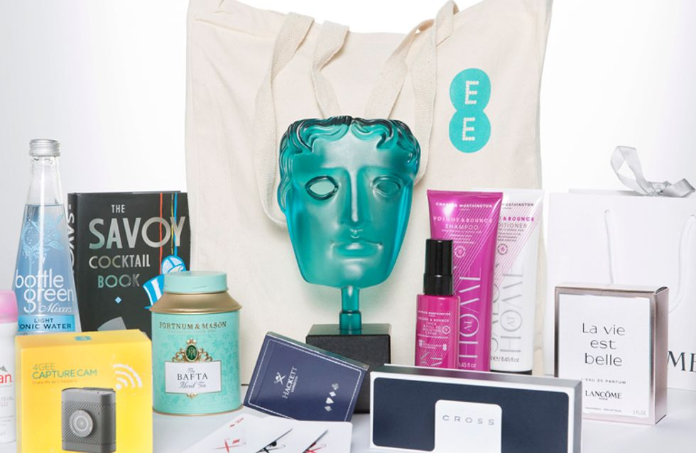 Competition: Win An Incredible EE BAFTA Goody Bag Worth £500!