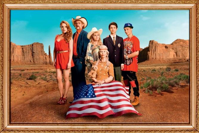 Les Tuche 2 : Le rêve américain