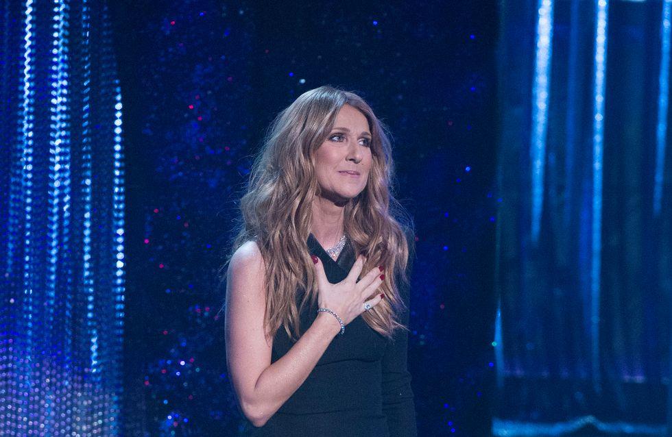 Le touchant message de Céline Dion à ses fans après le décès de son mari