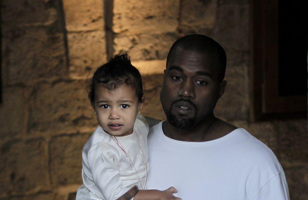 North, sosie de son papa Kanye West (Photo)