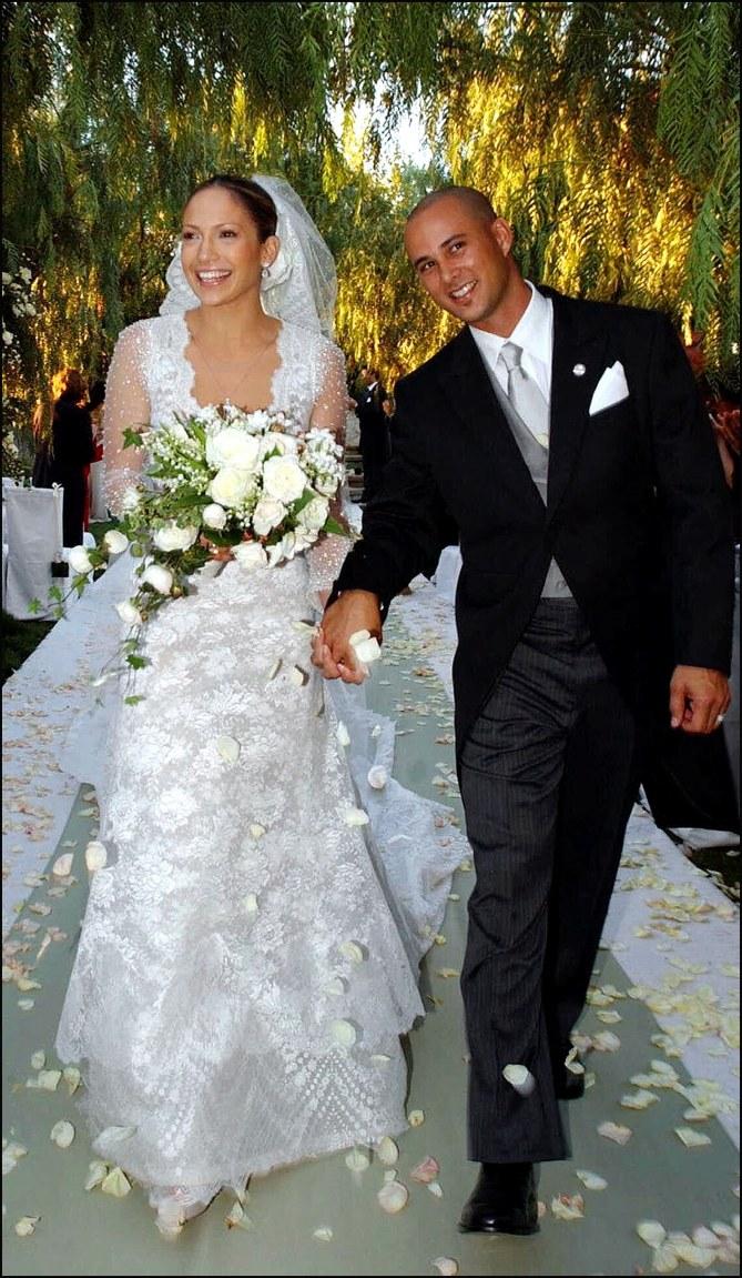 Jennifer Lopez y Chris Judd