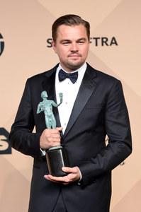 Leonardo DiCaprio, Meilleur Acteur des SAG Awards 2016