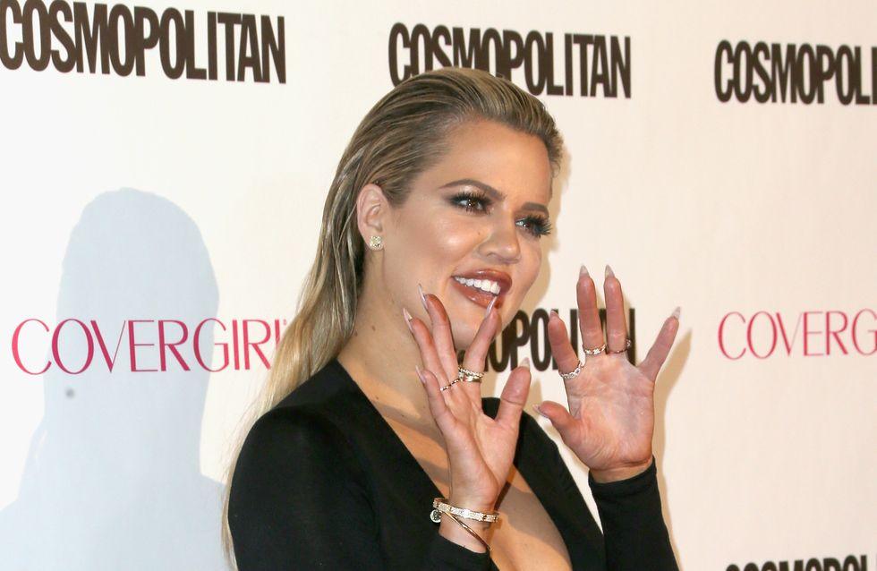 Khloé Kardashian trop maigre ? Des photos affolent la Toile !