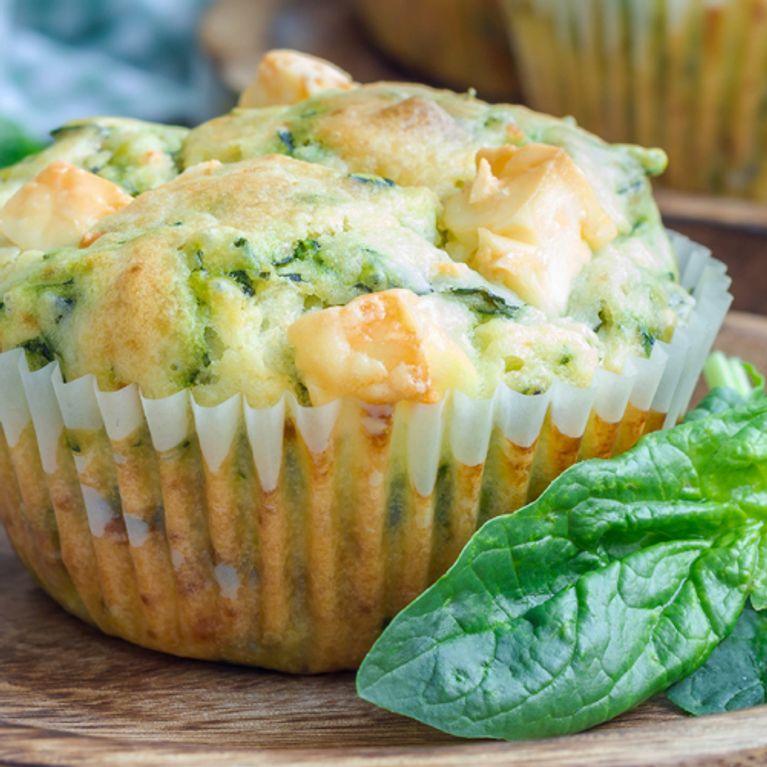 Herzhafte Muffins Kuchen 4 Leckere Rezepte