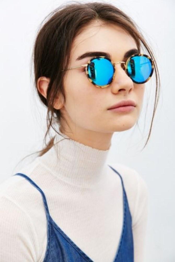 Manual para unas cejas perfectas: cejas redondeadas