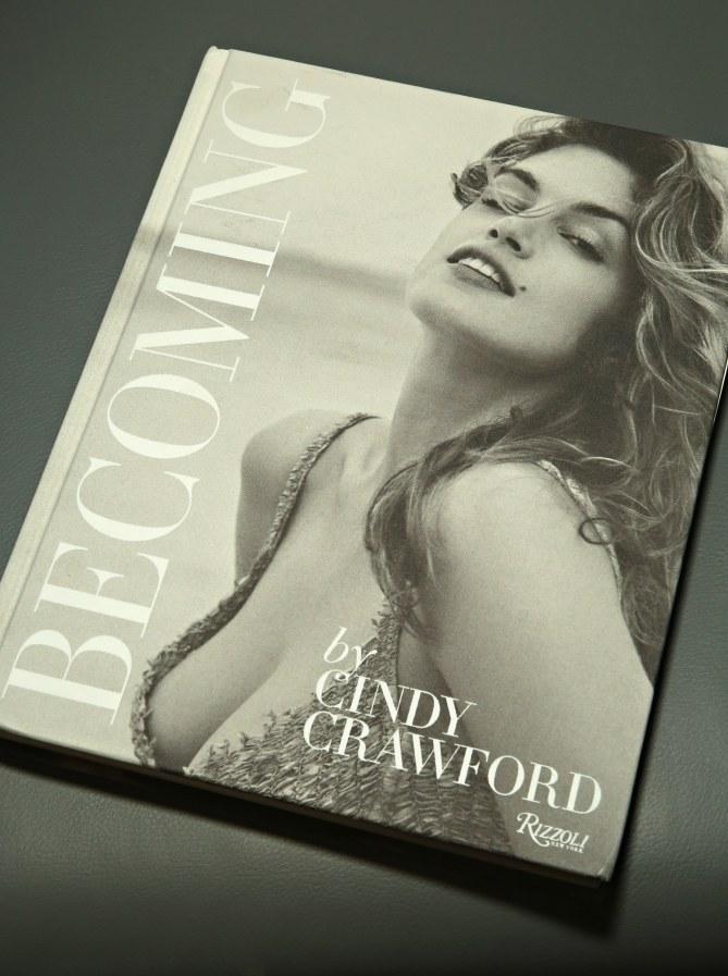 Le livre de Cindy Crawford