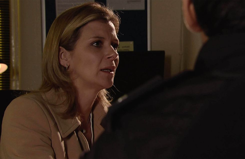 Coronation Street 10/2 - Leanne stands by her decision