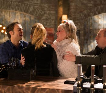 Coronation Street 12/2 - Leanne stands by her decision