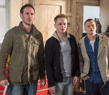 Hollyoaks 9/2 - Lindsey tells Kim that Freddie is alive