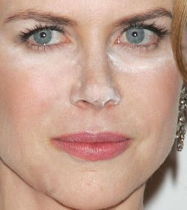 Los errores de maquillaje de las famosas