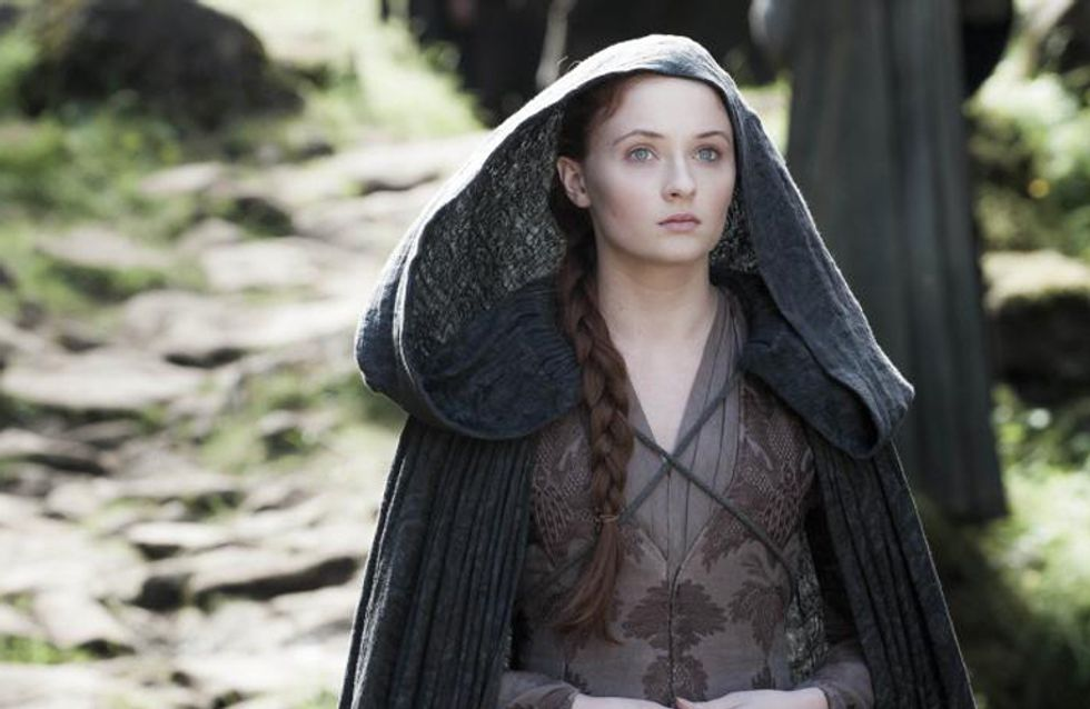 Sansa Stark Is FINALLY Going To Be A Total Badass In Season Six Of Game Of Thrones
