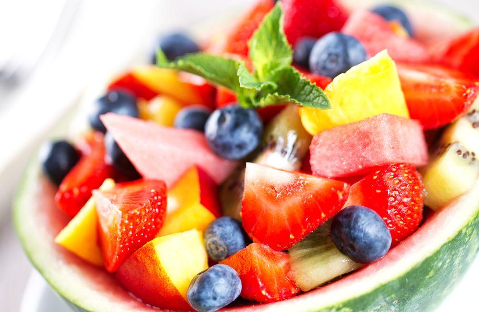 Ces fruits qui nous aident à garder la ligne
