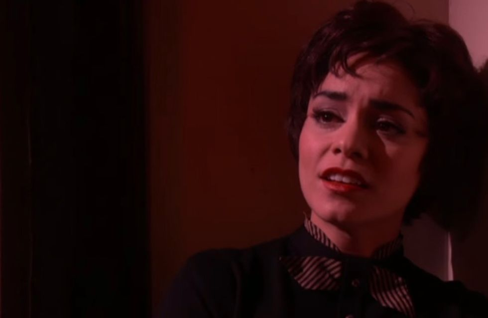 Vanessa Hudgens Is Simply Incredible As She Sings Live In Grease Just Hours After Her Father's Death