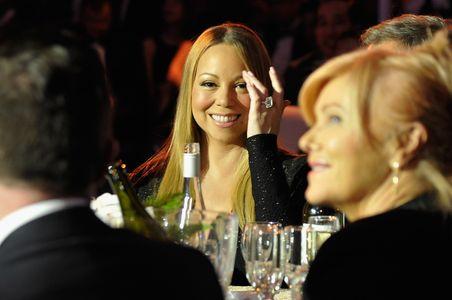 La grosse bague de fiançailles de Mariah Carey