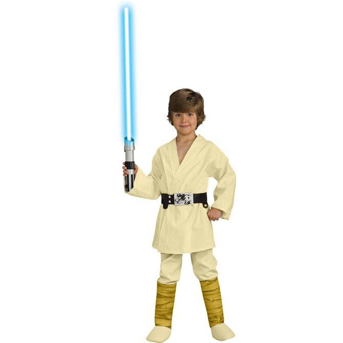 Costume di Carnevale per bambini: Luke Skywalker di Star Wars