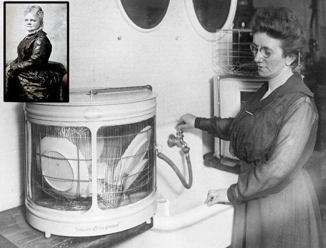 El primer lavavajillas